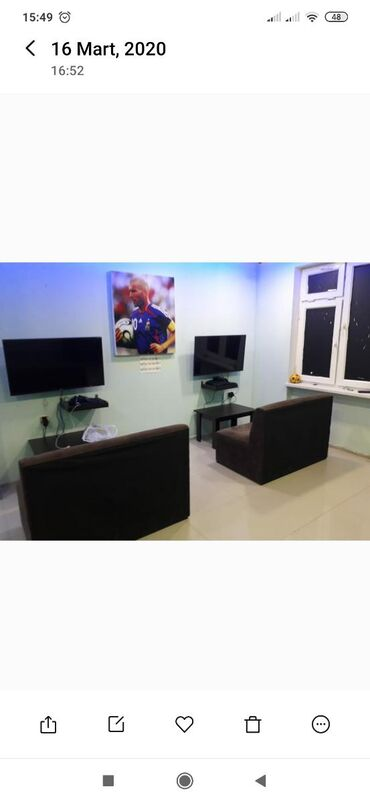 Plastation klub avadaniqlari Televizor 109 ekran smart andiroid ful