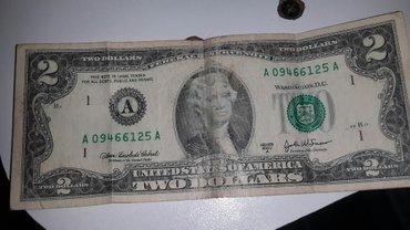 Bakı şəhərində Pul dollar