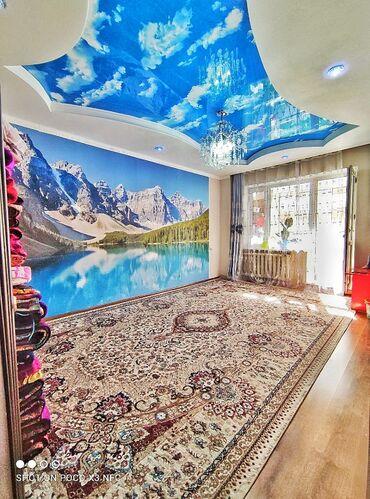 проекты домов бишкек 2017 в Кыргызстан: 107 серия, 2 комнаты, 54 кв. м Бронированные двери, Видеонаблюдение, Лифт