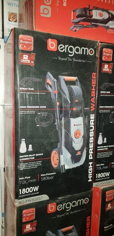 Moyka aparatı.Firma Bergamoİtalyan texnologiyası ilə istehsal