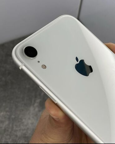 Электроника - Ивановка: IPhone Xr   64 ГБ   Белый Б/У   Гарантия