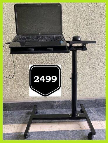 Pokretni sto za lap top sa točkićima HS 302 Podesivi sto koji