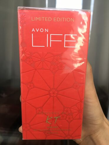 avon лосьон в Кыргызстан: Avon Life Colour от Avon, 50 мл. Можно забрать в районе Филармонии