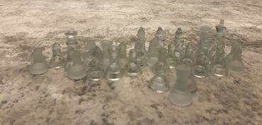 Стеклянные Шахматиста идеальный подарок для шахматиста