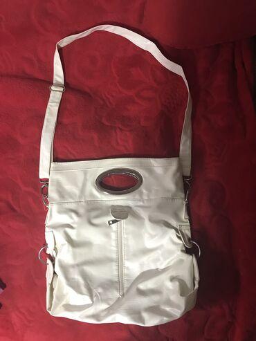 Sport i hobi - Zajecar: Bela torbica, za svaku priliku, nikad koriscena. 500 dinara