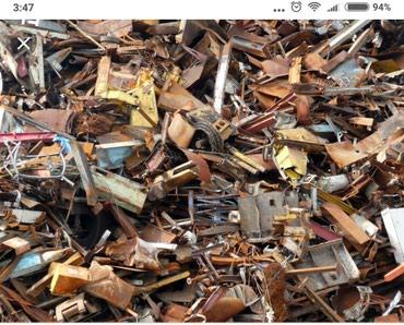 Куплю черный металл самовывоз демонтаж крановывоз в Бишкек