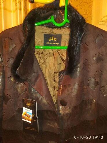 Продаю зимнее пальто из верблюжьей шерсти. Богатый темно-коричневый