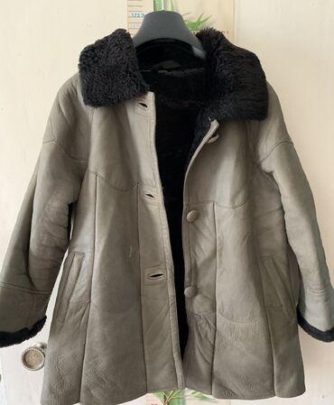 жен пальто в Кыргызстан: Цена за 3 куртки . Продаю детское пальто (серое), куртку (розовая) и