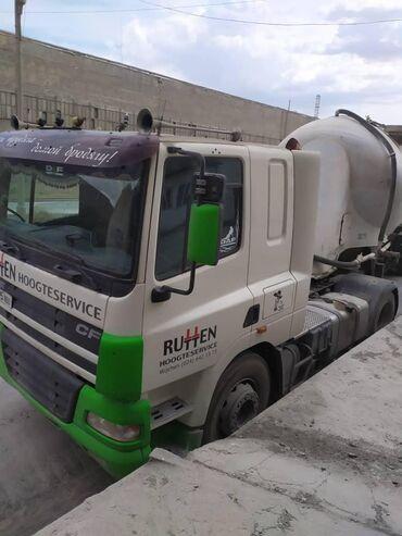 Транспорт - Маевка: DAF низкой кабина автовоза