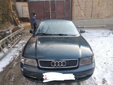 Болгарка бу - Кыргызстан: Audi A4 1.6 л. 1995