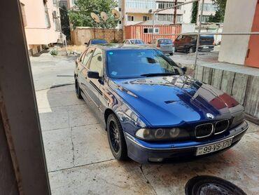 bmw m5 4 4 m dkg - Azərbaycan: BMW 540 4.4 l. 1997