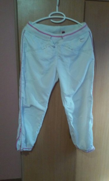 Maskirne pantalone - Vrnjacka Banja: Slatke tri cetvrt pantalone za predstojece tople dane,kombinacija