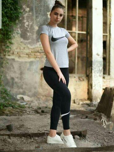 Ženska odeća   Sopot: Nike trenerka i majca koplet Ženske letnje komplet S,M,L,XL,XX NOVO