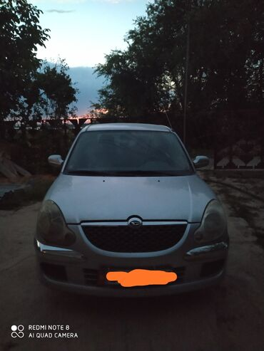 Daihatsu в Кыргызстан: Daihatsu Sirion 1 л. 2004   149291 км