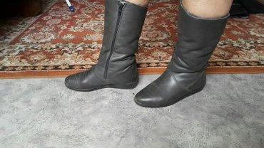 Фирма salamander 39-40 размер. цвет серый как на фото в Бишкек