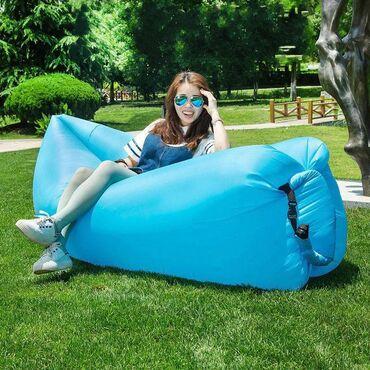 Аксессуары для авто в Талас: Надувной диванАКЦИЯ.Старая цена 1200Новая цена 999. Отдыхайте в любое