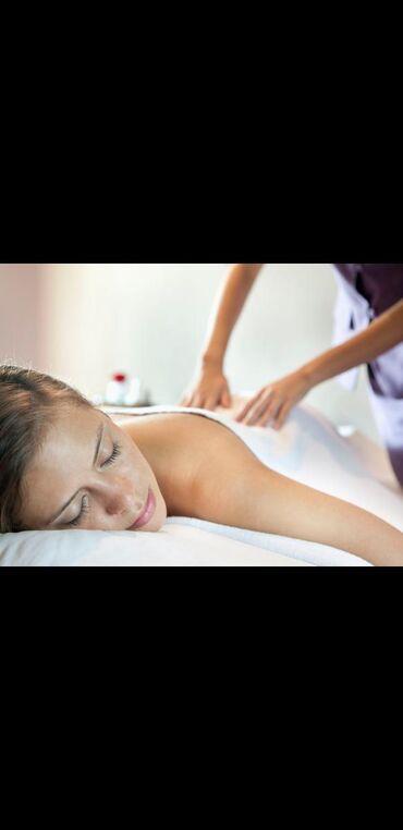 Bedeninizdeki yorgunluqlari goturmek ucun faydali massaj xidmeti