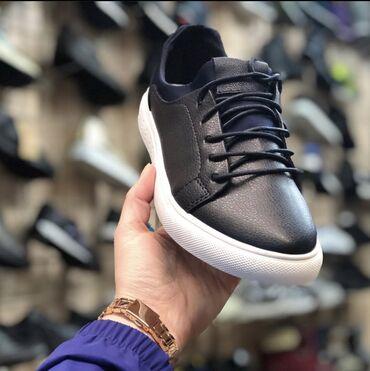 Кроссовки и спортивная обувь - Лебединовка: Мужские кеды на шнурке.Очень стильные и удобные .Размеры с 41 по 44