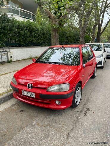 Peugeot 106 1.6 l. 1999 | 299890 km