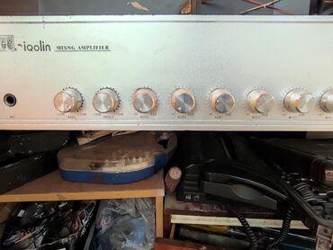 работа в дубае для кыргызстанцев в Кыргызстан: Продаю усилитель мощный на 220 вольт. Все работает в штатном режиме