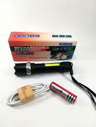 Rasveta | Bela Palanka: Police 2xLED Cree 2800 lumena baterijska lampa  Police 2xLED Cree 2800