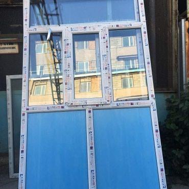 пвх пластик бишкек in Кыргызстан | ОКНА: Окна, Двери, Витражи | Установка, Изготовление, Ремонт | Больше 6 лет опыта