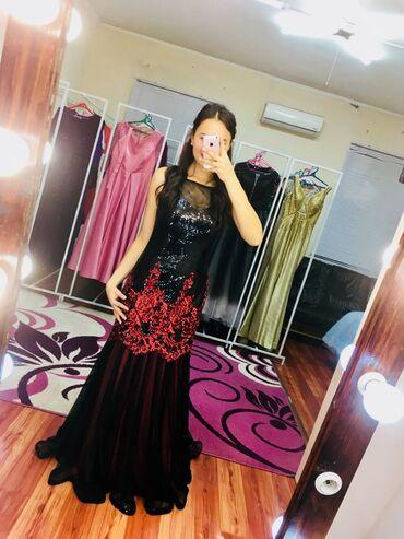 вечернее платье на выпускной в Кыргызстан: Вечернее платье на прокат или на продажу . Размер 40-42. Производство