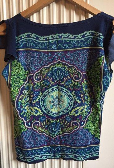 Boho T-shirt με σχέδια μπροστά κ πλάτη .  Νο Small . Tιμή : 15€  σε Υπόλοιπο Αττικής - εικόνες 3