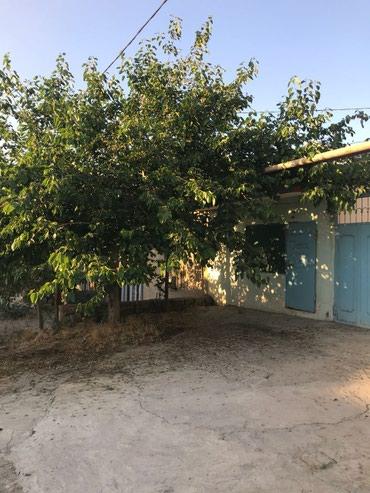 Bakı şəhərində Qaracuxurda 1 otaqli ev satilir.metbexti hamami toaleti var.heyetinde