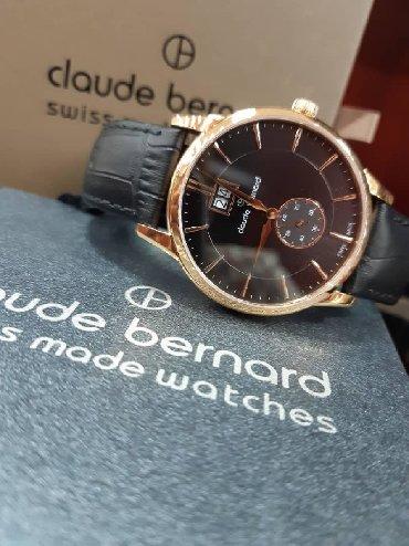 часы президента кр в Кыргызстан: Коричневые Мужские Наручные часы Claude Bernard