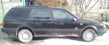 Жаз картинка - Кыргызстан: Volkswagen Passat 1.8 л. 1990 | 50000 км