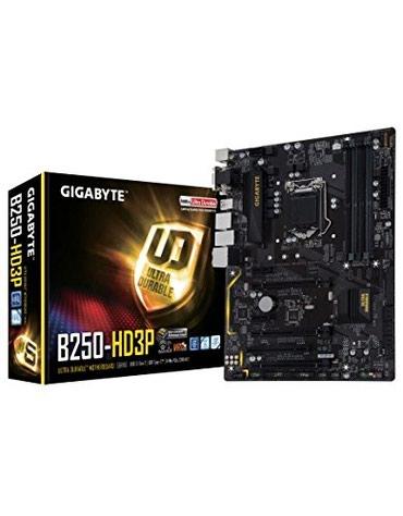 Ana Plata Gigabyte B250-HD3P в Bakı