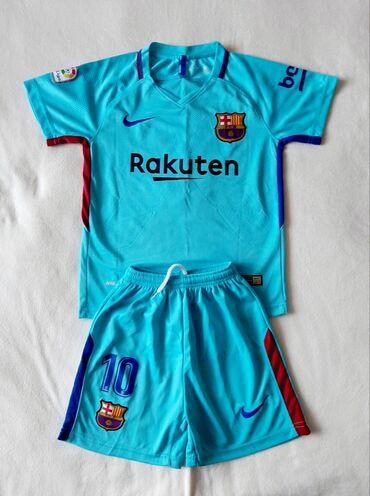 shtany messi adidas в Кыргызстан: Футбольная форма Messi (произ-во Тайланд). Состояние отличное. Размер