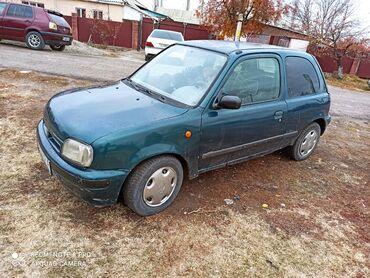 Транспорт - Тогуз Булак: Nissan Micra 0.9 л. 1995