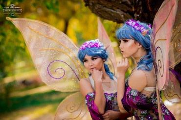 Сказочное шоу Лесные Феи  в Бишкек