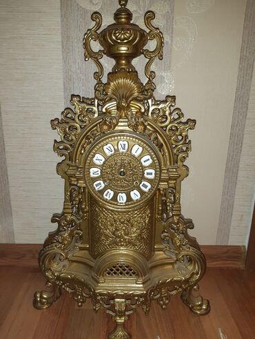 часы кашарель женские в Азербайджан: Borokko stili retro saat. ölçüləri 58×34×13