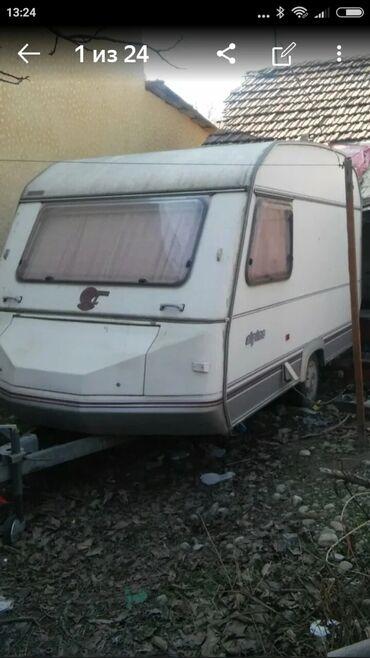 туалетная бумага бишкек в Кыргызстан: Домик на колесах . Автотрейлер. Alpin. Оформлен. 4 спальных места + 2
