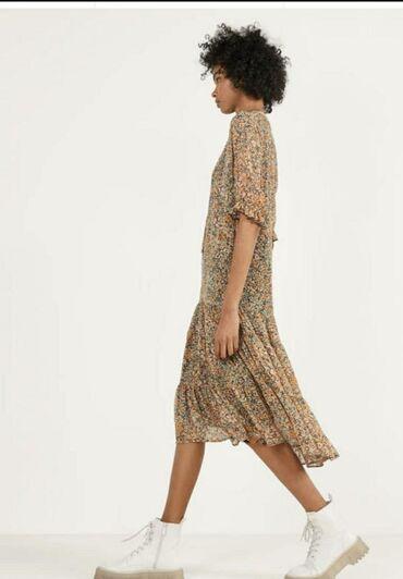 Платье Свободного кроя Bershka S