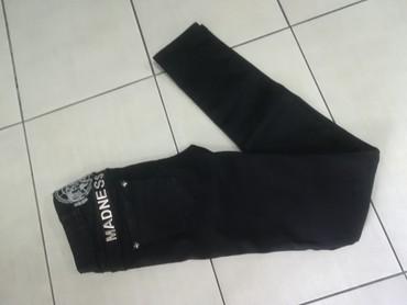 Firmirane pantalone uzan model extra kvalitet Vel S-M - Batajnica
