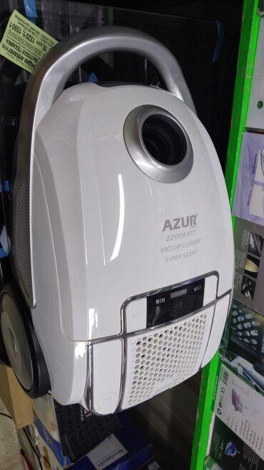 Пылесос AZUR производство фирменный Китай мощность 2200 ваттпыль даже