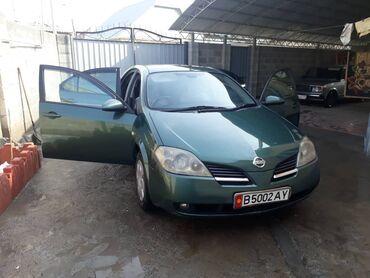 Nissan - Кыргызстан: Nissan Primera 1.8 л. 2002