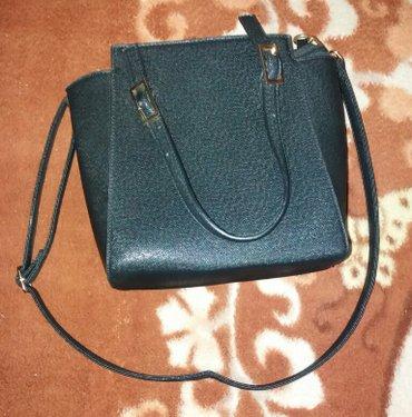Черн. женс. сумка в отличном состоянии в Бишкек