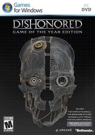 Pc igra dishonored - game of the year edition (2012)  - Beograd