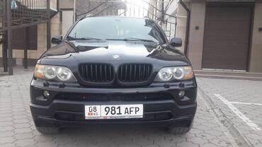 автомобильные шины для внедорожников в Кыргызстан: BMW X5 4.4 л. 2004 | 190000 км