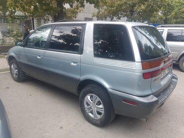 Mitsubishi в Бишкек: Mitsubishi Space Wagon 1.8 л. 1993