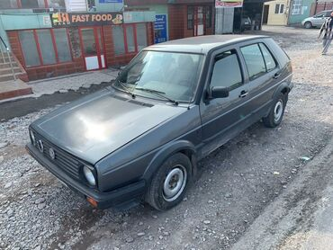 cotton dreams постельное белье в Кыргызстан: Volkswagen Golf 1.8 л. 1987 | 250000 км
