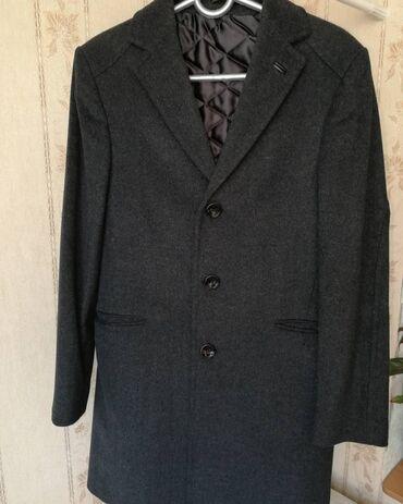 alfa romeo 90 в Кыргызстан: Пальто мужское Alan GordonNEW (этикетку успели убрать) Made in Turkey