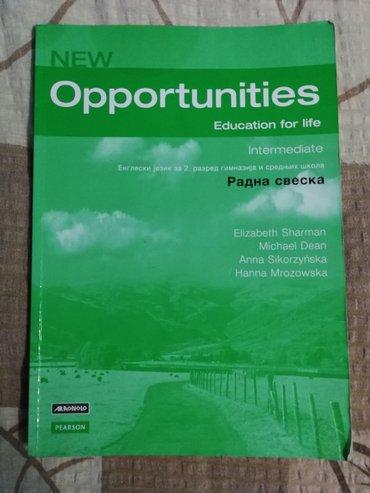 New opportunities 2 intermediate - radna sveska - Sombor