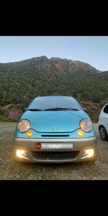 матиз в бишкеке in Кыргызстан   DAEWOO: Daewoo Matiz 0.8 л. 2005   155000 км