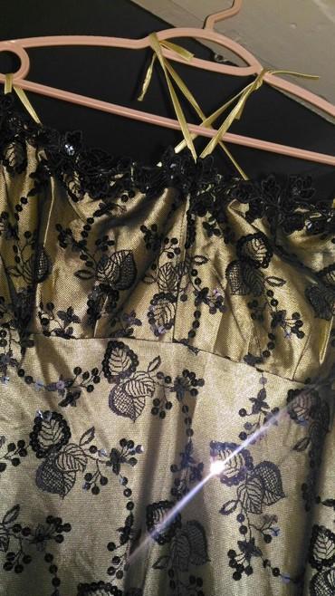 вечернее платье 52 54 размер в Кыргызстан: Продаю платье наш пошив новые!очень нарядные,на брительках есть